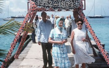 So Were The Wild Final Years Of Princess Margaret On The Island Of Mustique