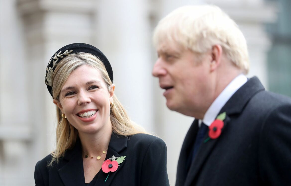 The Woman Who Twisted The Arm Of Boris Johnson Almighty Adviser
