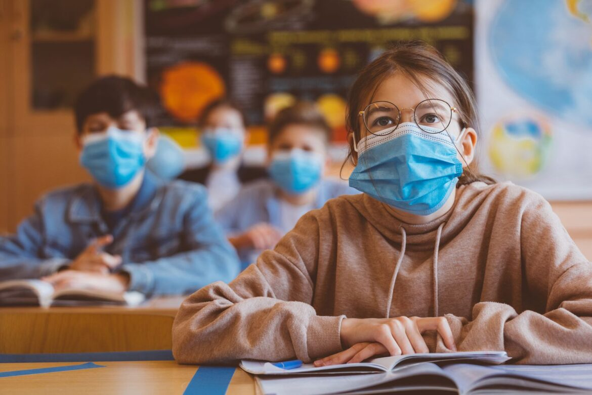 Schools Become A Focus Of Covid Infections in 2020