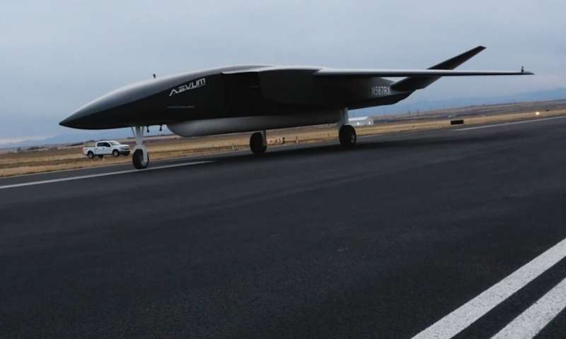 In 3 hours World's Largest Drone Will Launch Space Launches