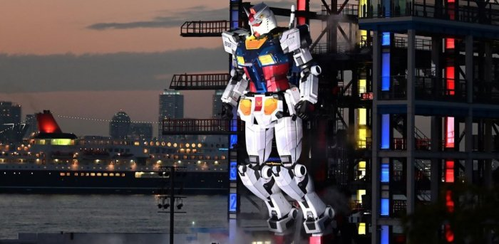 Gundam, The Giant Robot Took Its First Steps From Japan
