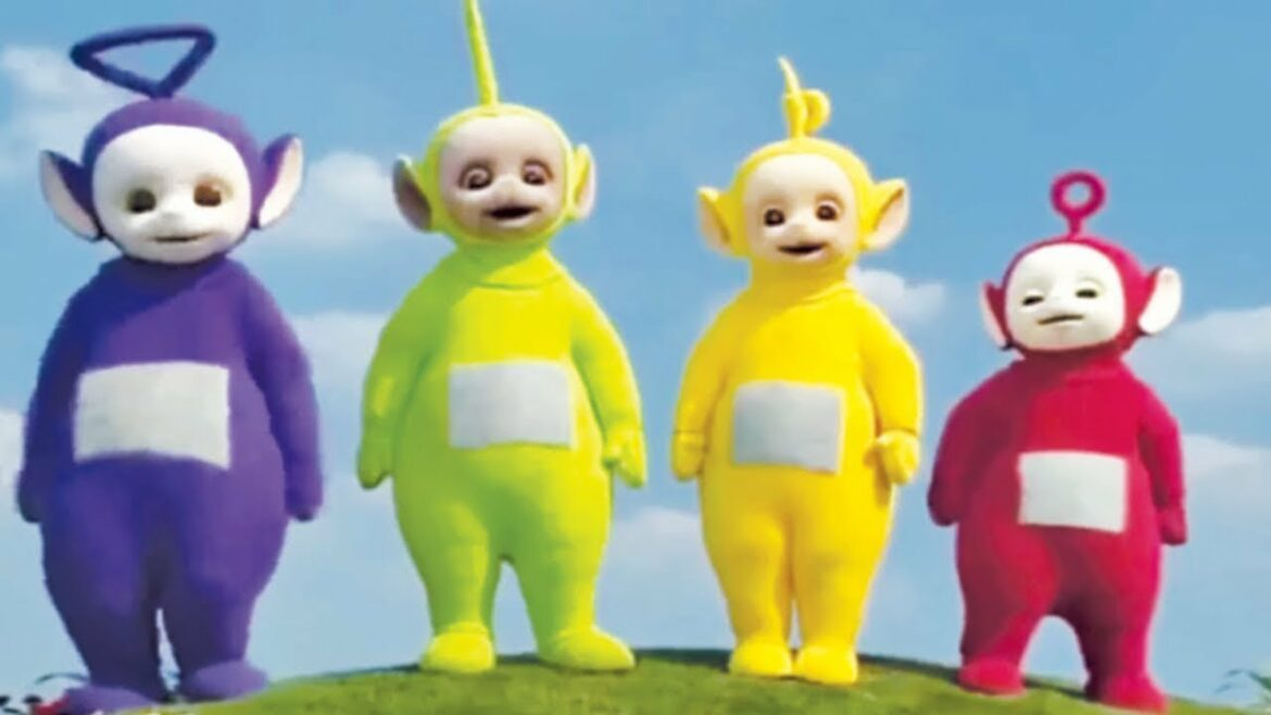 Teletubbies from funky wonky to little Po welcome to Teletubby land
