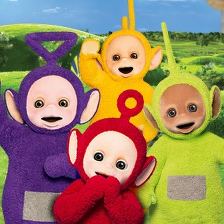 Teletubbies from funky wonky to little Po welcome to Teletubby land (NEEDS CORRECTION)