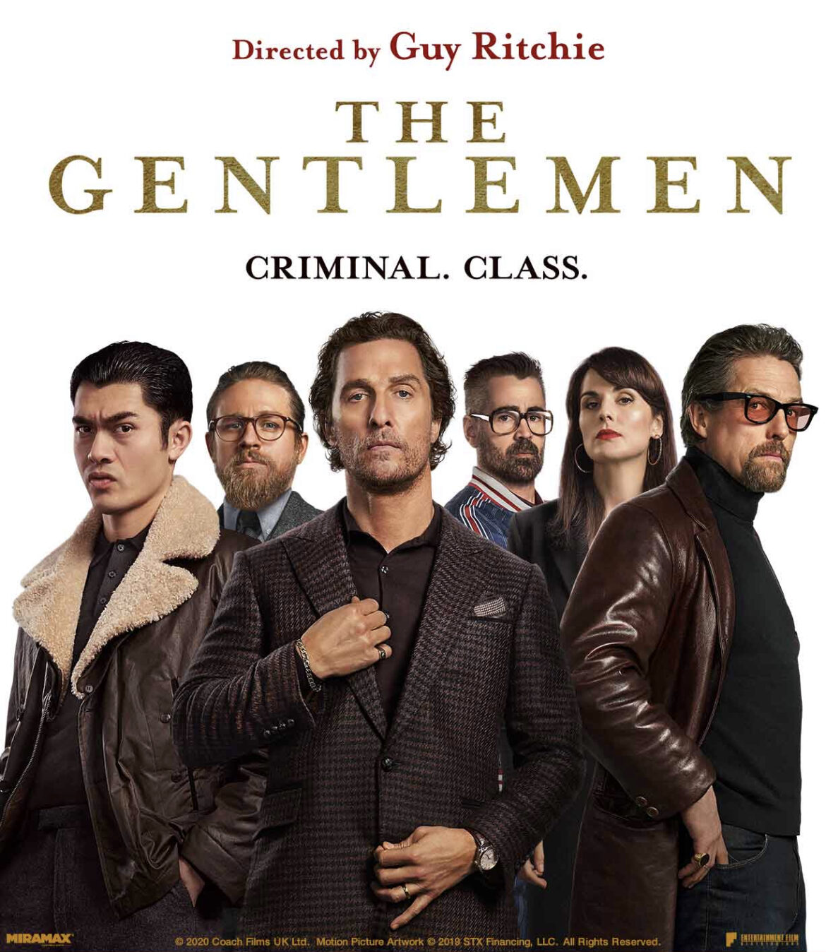 Read about the cast, plot and more about the movie The Gentlemen