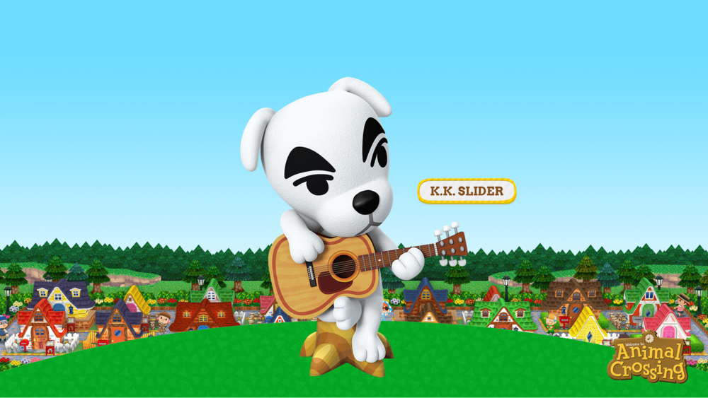 What Is Interesting About K.K Slider From Animal Crossing!!