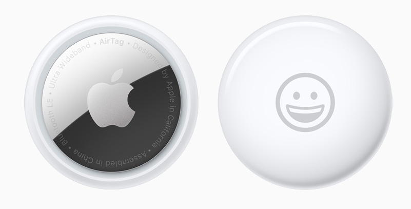 AirTag Apple's Tile-like tracker!