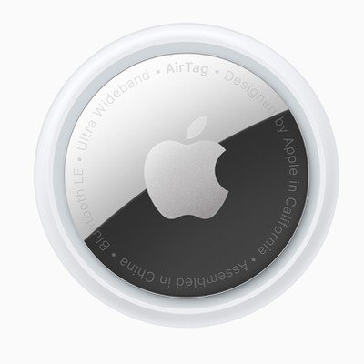 Apple unveiled AirTags in April 2021!