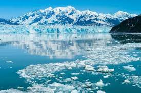 Melt waters of Green land glaciers are rich in Mercury