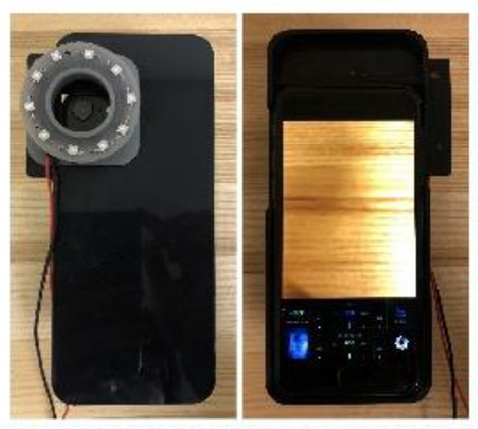 Researchers have developed a way to use smartphone photos to identify bacteria!