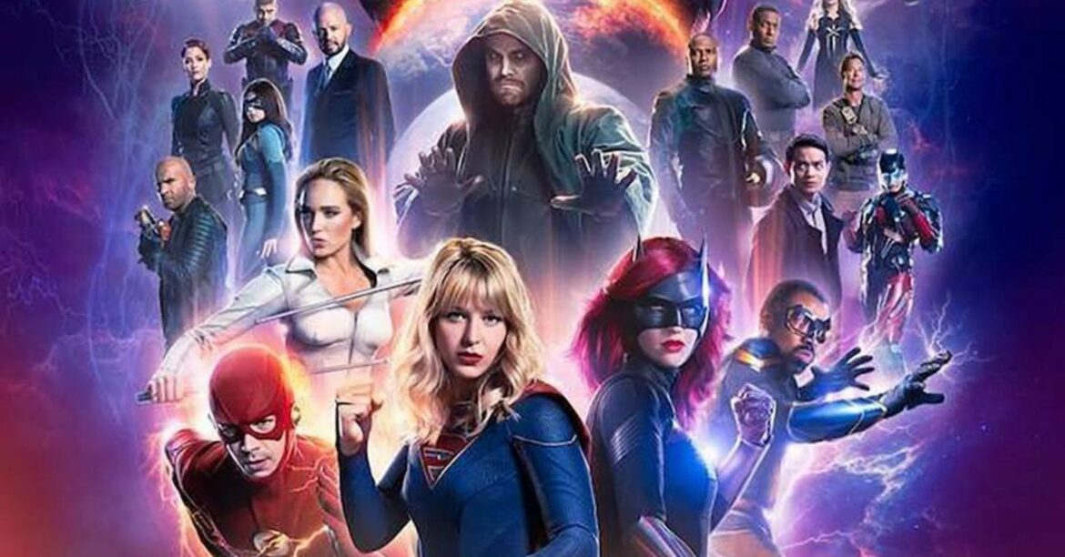 In the 2021-2022 TV season, The Arrow universe will look different!
