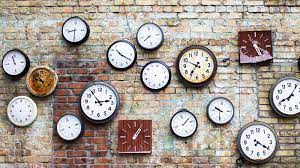 When time stops; the motion will stop too!