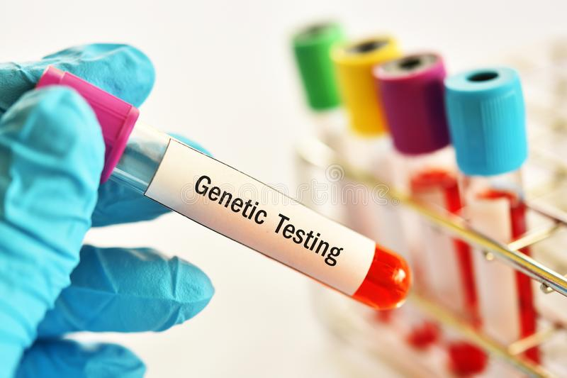 Genetic testing is still not very popular among parents!