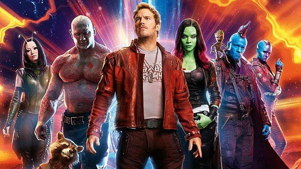 James Gunn teases the gigantic scale of Guardian of the Galaxy Vol.3!