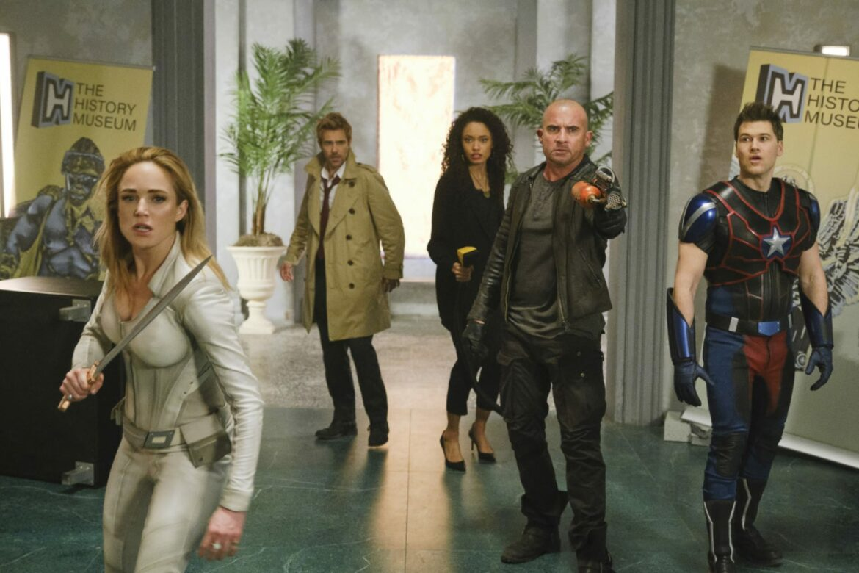 Matt Ryan will be seen in a new character in Legends of Tomorrow season 7!