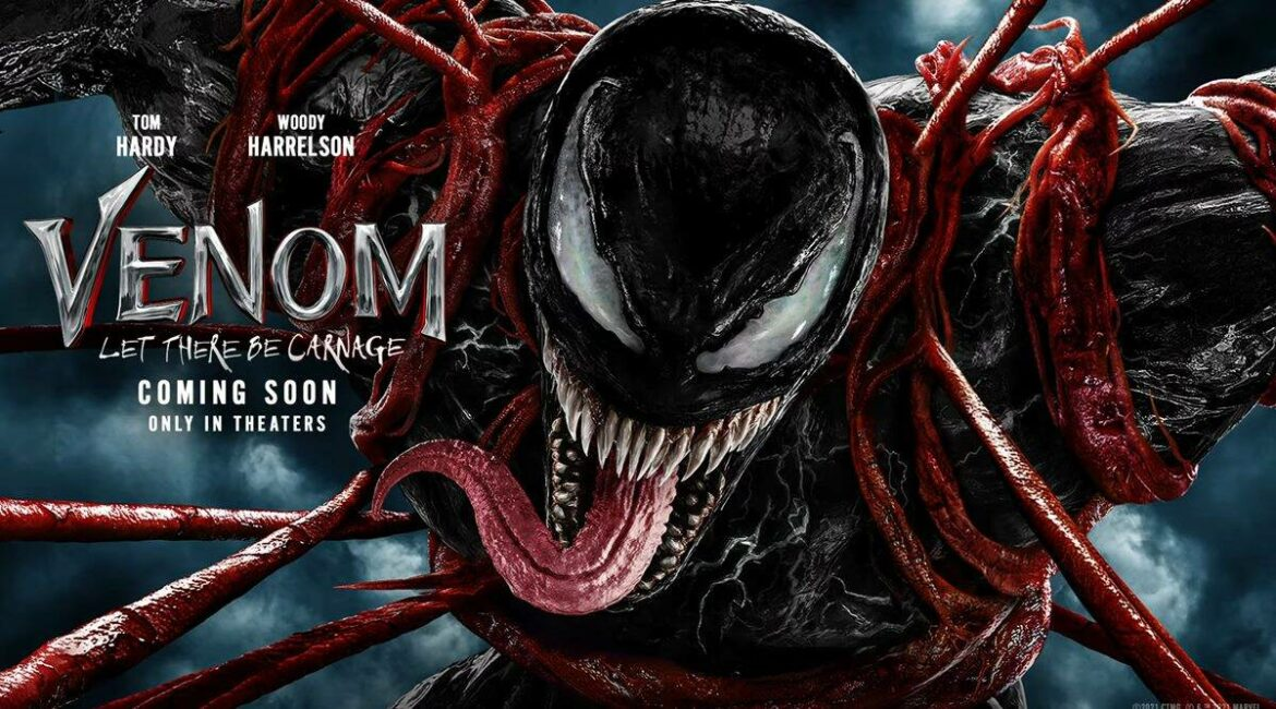 A new trailer for Venom: Let There Be Carnage has been released!