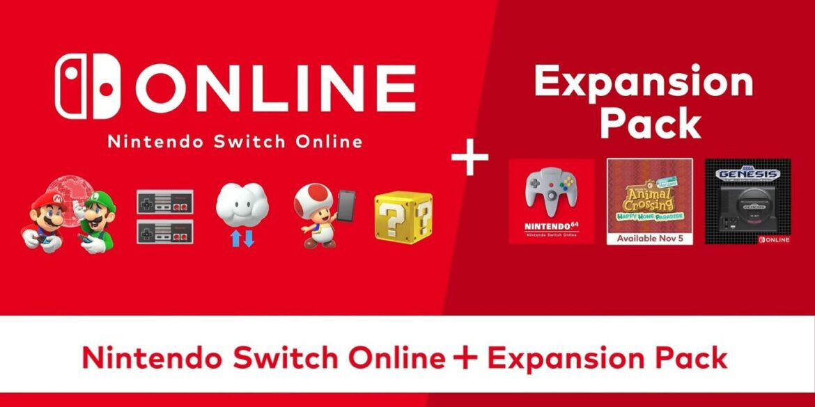 Nintendo Switch Online Expansion Pack receives negative reviews from fans!